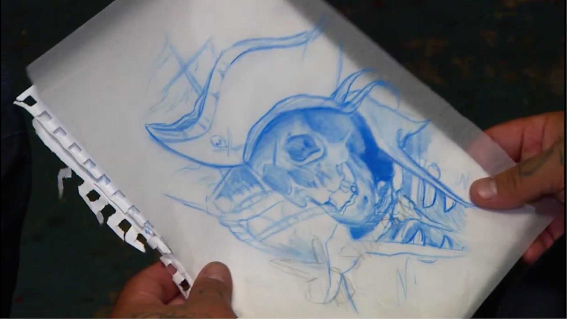 Tattoo nightmares season 1 ep 4 butt pirate full for Is tattoo nightmares still on