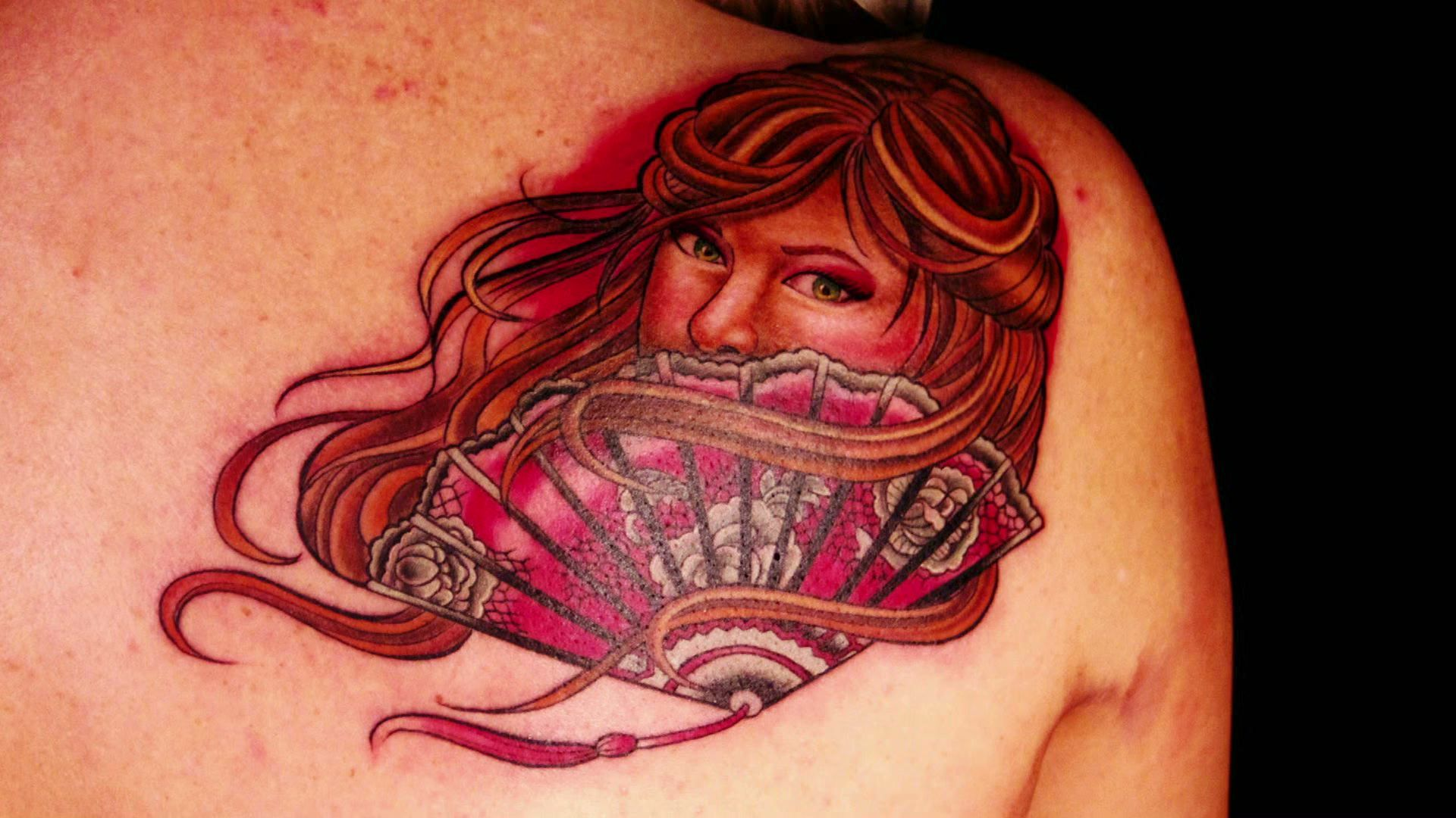 Cover up confidence tattoo nightmares spike for Is tattoo nightmares still on