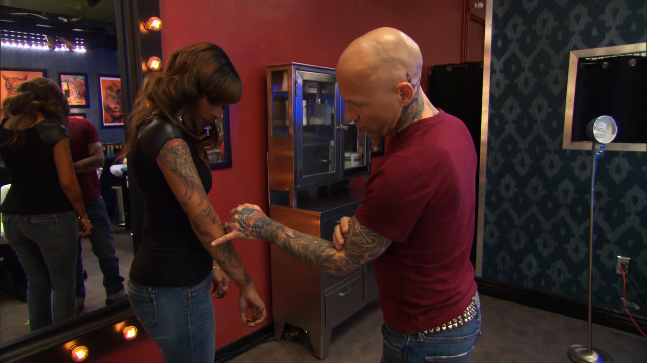 tattoo nightmares season 3 ep 11 friends don 39 t let