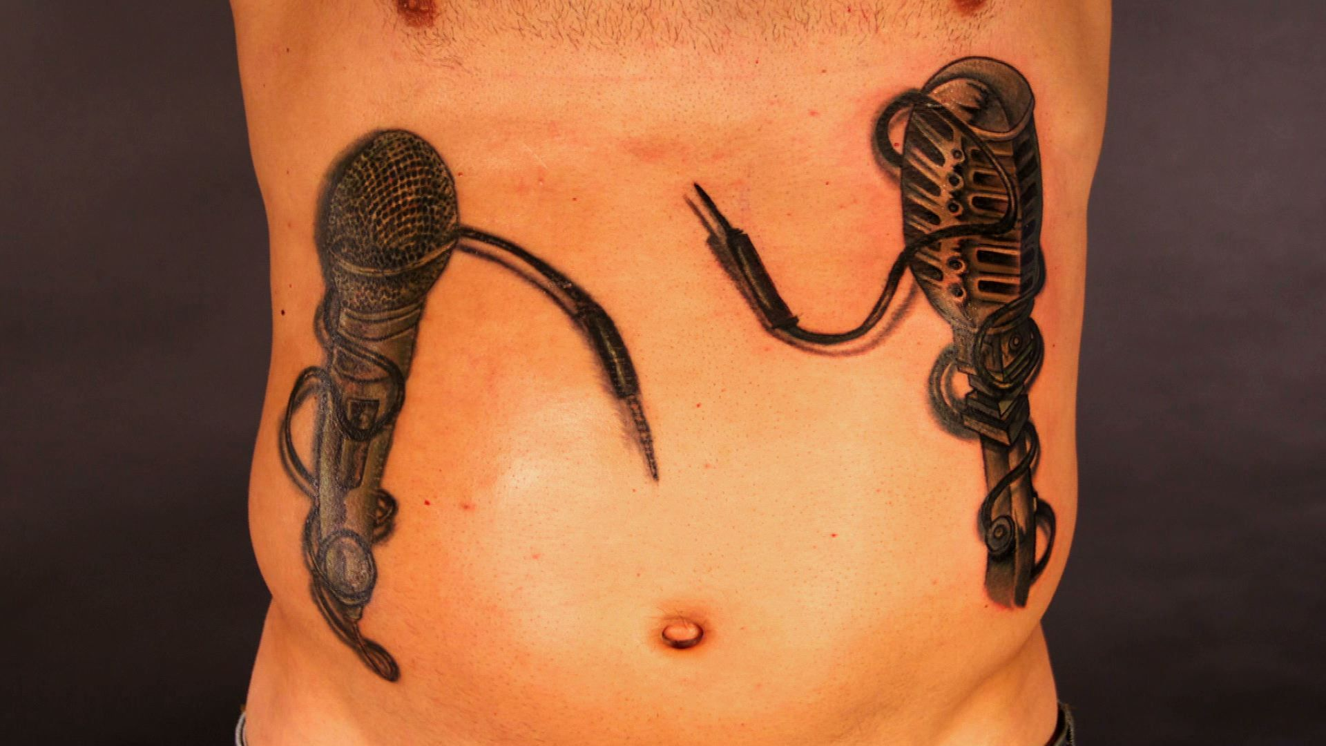 Glued to the mic tattoo nightmares spike for Is tattoo nightmares still on
