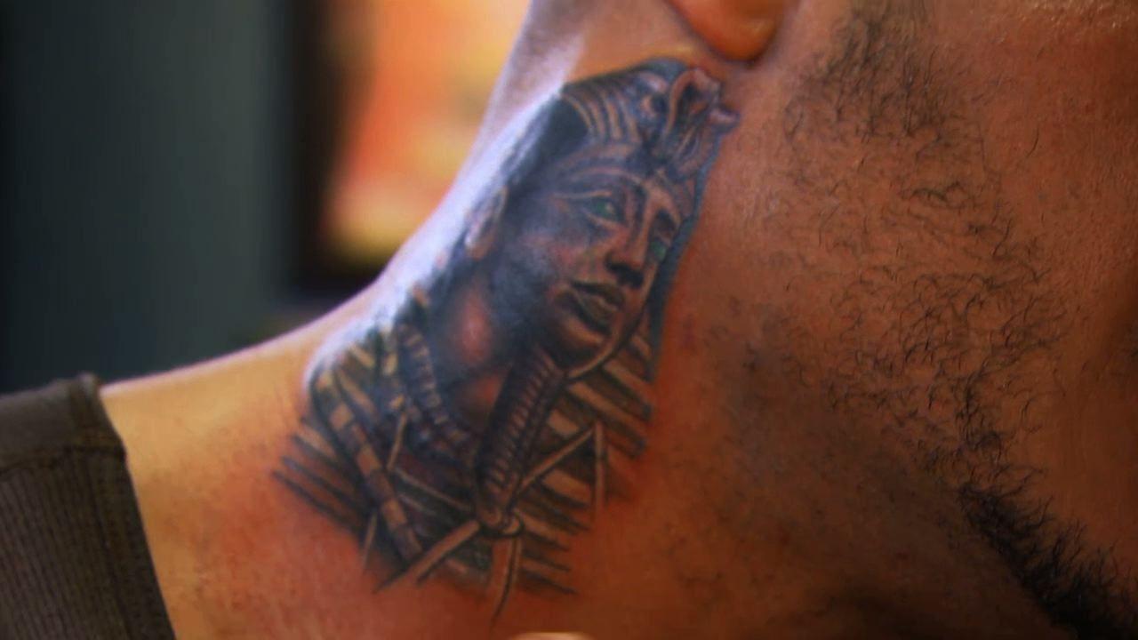 Tommy helm 39 s king tut tat tattoo nightmares spike for Tattoo nightmares tommy helm