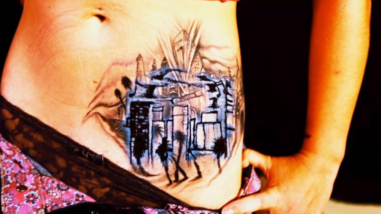 Tattoo nightmares season 1 ep 1 killer skyline for Is tattoo nightmares still on