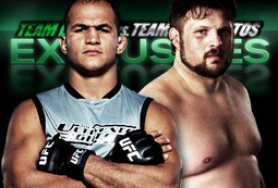 TUF Exclusive - Big Country Punches In