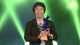 Mr. Miyamoto Accepts The Legend Of Zelda's Hall Of Fame Award